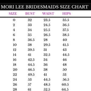 Mori Lee Dresses - Mori Lee 204330 peacock size 12